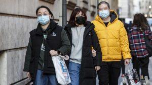 Kineska provincija Gaungdong naredila obavezno nošenje maski za sve stanovnike