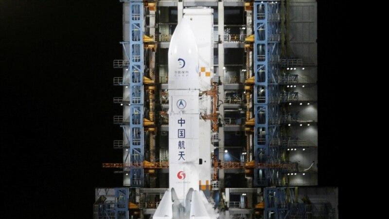 Kineska raketa bezbedno ušla u Zemljinu atmosferu iznad Indijskog okeana