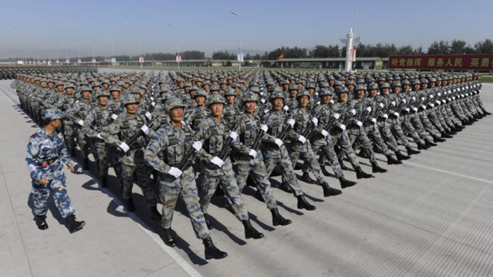 Kineska vojska izvela vojne vežbe na jugoistoku zemlje