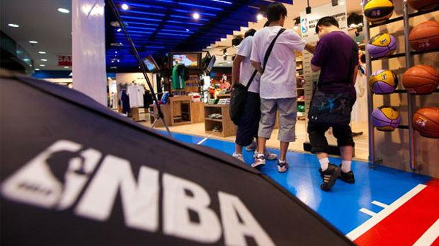 Kineske kompanije beže od NBA lige