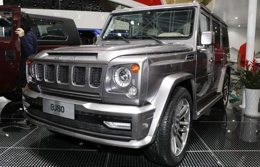 Kineski BAIC kupio 5% učešća u Daimleru