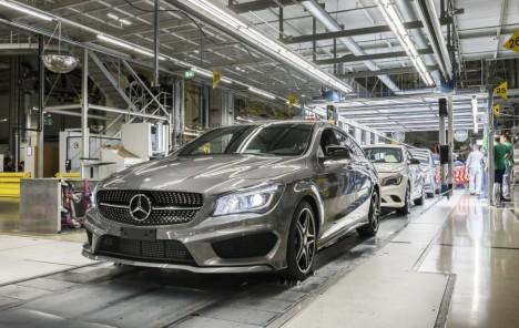 Kineski BAIC kupio 5% udjela u Daimleru