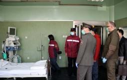 Kineski lekari pozitivno ocenili bolnicu u VMC Karaburma