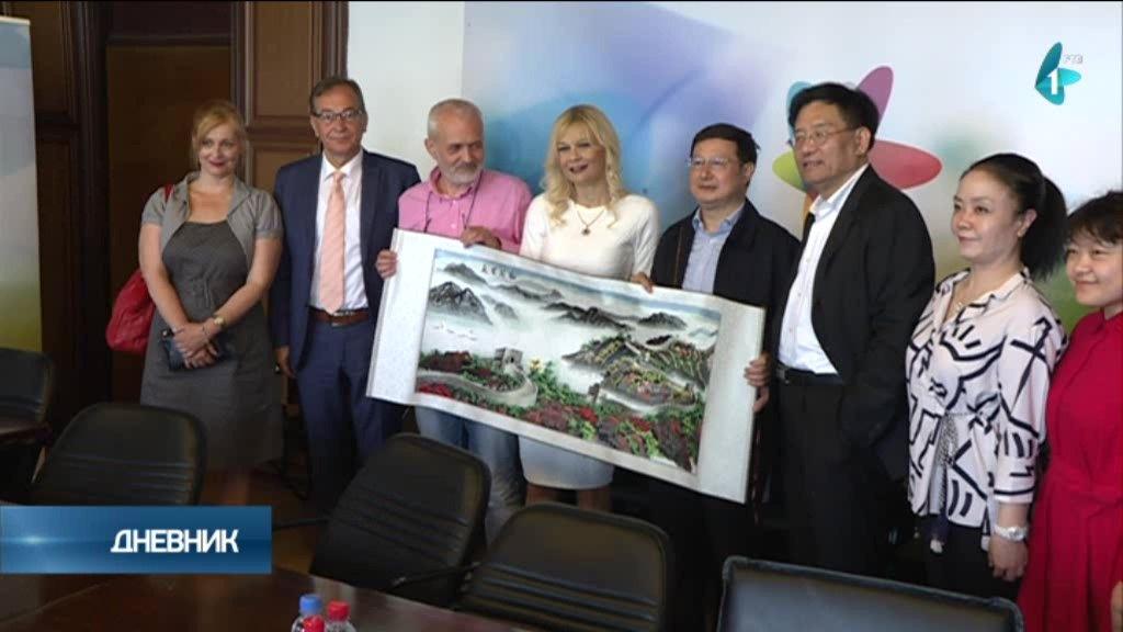 Kineski novinari posetili RTV