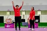 Kineski par posle drame do zlata u disciplini vazdušni pištolj
