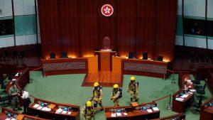 Kineski parlament usvojio sporni zakon o bezbednosti za Hongkong
