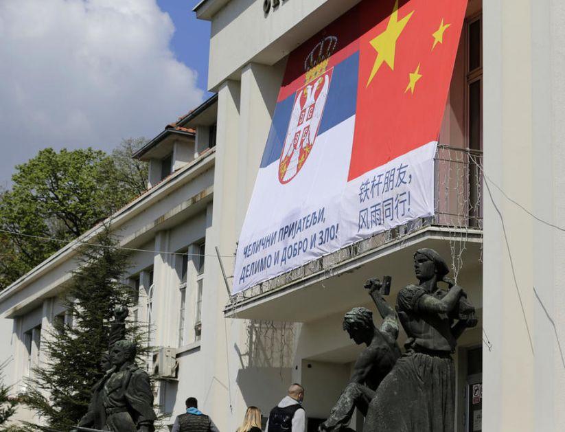 Kineski premijer: Srbija i NR Kina sarađuju i uzajamno se pomažu