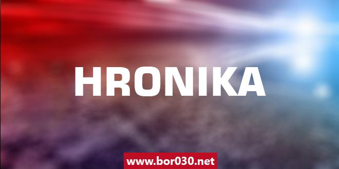 Kineski radnik teško povređen u Boru