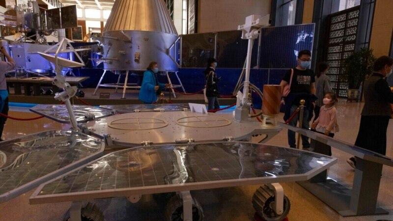 Kineski rover sleteo na Mars