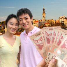 Kineski turisti troše u Srbiji MILIONE EVRA! Uvek su spremni DEBELO DA PLATE za ovih PET STVARI