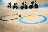 Kineskinjama zlato u sprintu na pisti