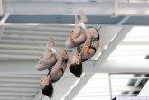 Kineskinje osvojile zlatnu medalju u sinhronim skokovima u vodu