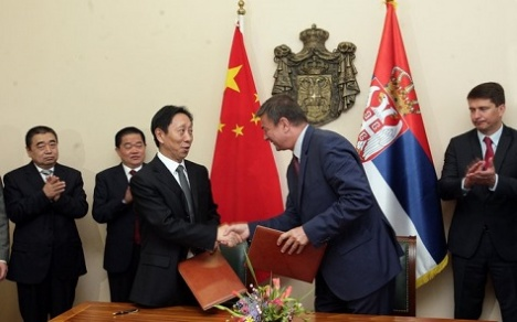 Kinesko-srpski industrijski park u Smederevu na 500 hektara