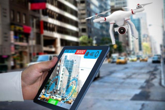 Kinezi putničke dronove razvijaju u Sloveniji