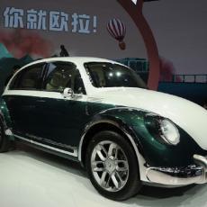 Kinezi su zaista oživeli Bubu, šta će na to reći Volkswagen? (FOTO)