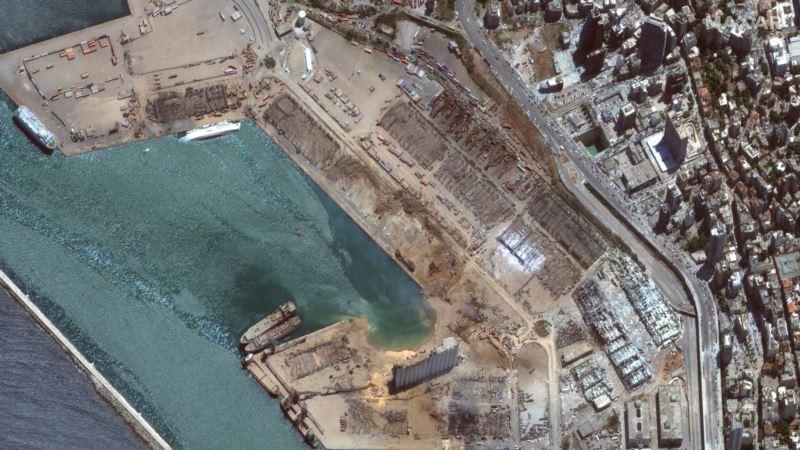 Kiparska policija ispitala Grehuškina zbog eksplozije u Bejrutu