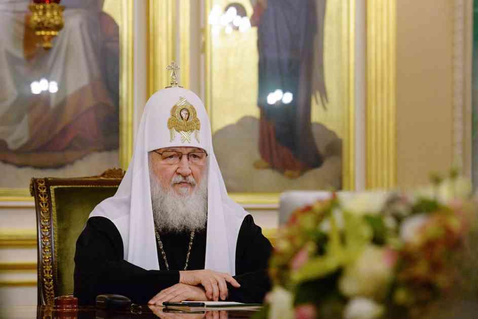Kiril: Verujemo da nikakve svetske sile, čiji je jedini cilj uništenje Crkve, neće biti uspešne