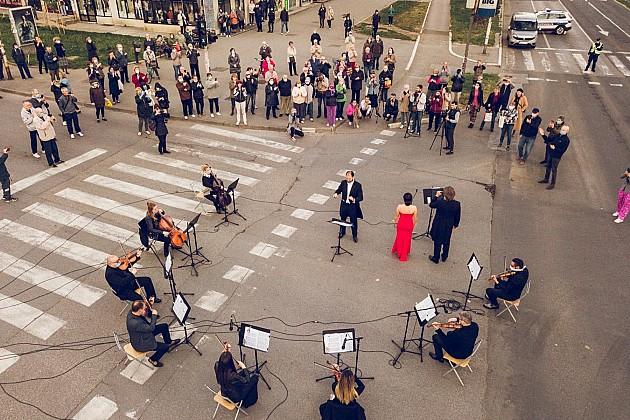 Kiša odložila OperaAlive koncert
