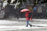 Kiša, pa sneg