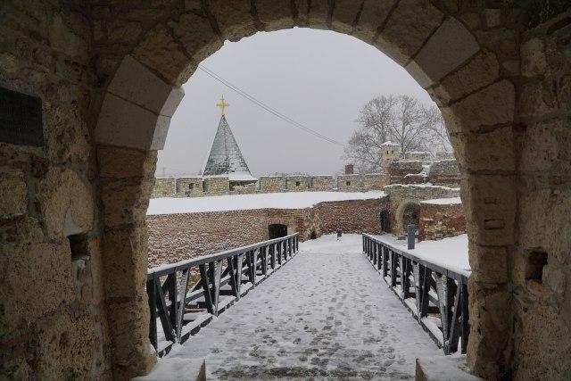 Kiša, vetar i sneg