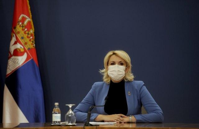 Kisić Tepavčević: Apel da i zaposleni u privatnom sektoru dobijaju 100 odsto zaradu