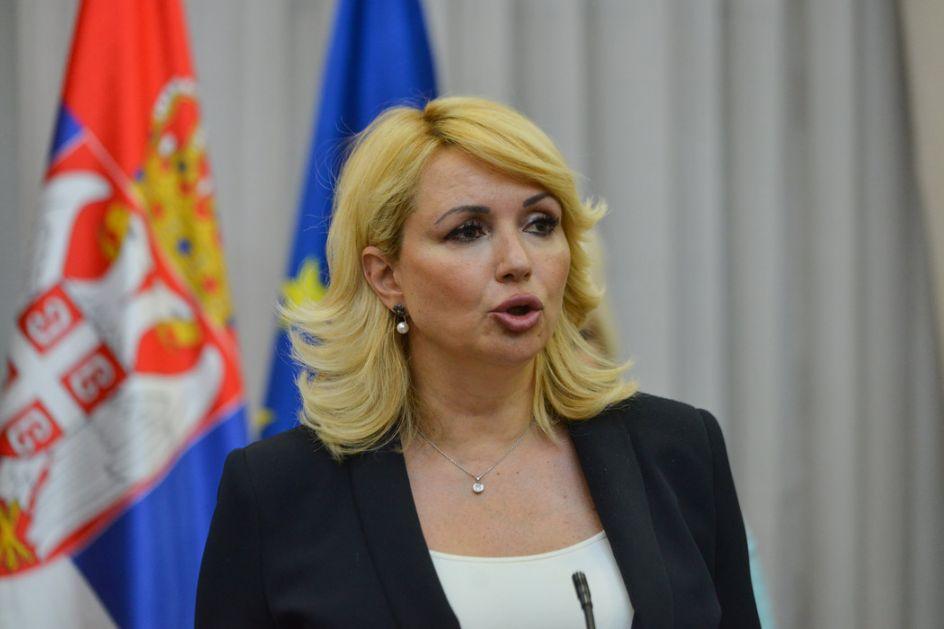 Kisić Tepavčević: Kriterijumi za penizionisanje ostaju isti