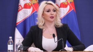 Kisić Tepavčević: Svi su se nadali da će visoke temperature da unište virus