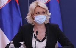 Kisić Tepavčević: Svi treba da se ponašamo kao kontakti zaraženih