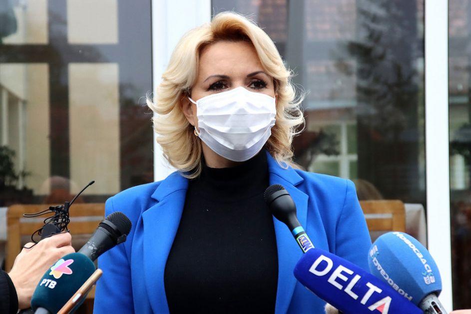 Kisić: Uznemirujuće tvrdnje o oduzimanju dece koja se ne vakcinišu