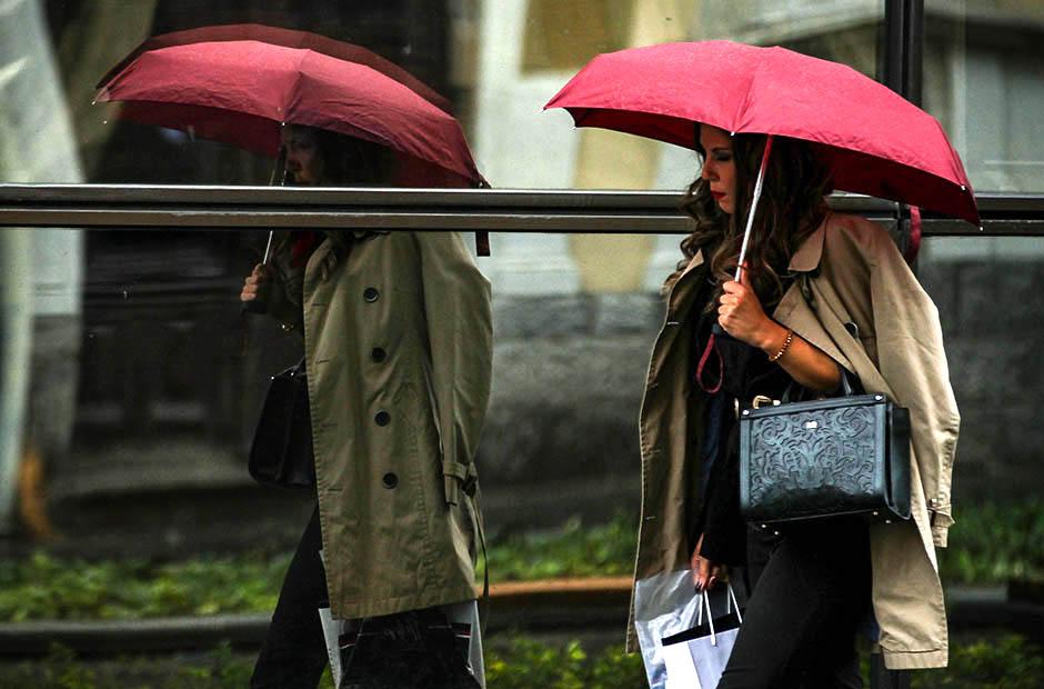 Kišobran obavezan, ali nećemo se zalediti