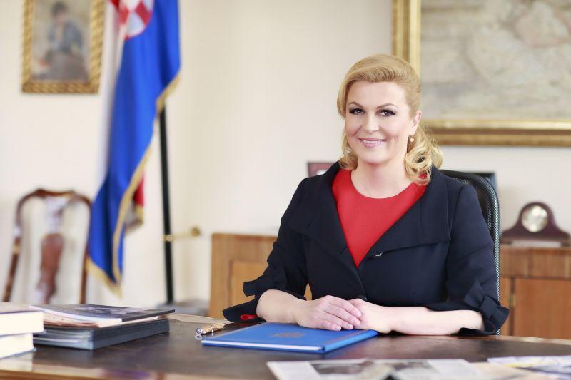 Kitarović: Odbacujem i osuđujem pokušaje menjanja istorije i posezanje za hrvatskom teritorijom