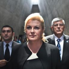Kitarović se prvi put oglasila o napadu na Srbe kod Knina - BOLJE DA NIJE!