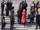 Klimatske promene: Čuvena glumica uhapšena na protestu u Vašingtonu