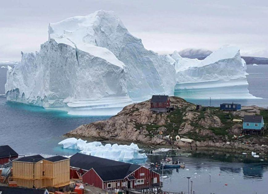 Klimatske promene: Led se topi brže, temperature u porastu