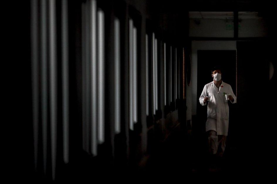 Klinika za opekotine puna, kovid pacijenti sa teškom slikom