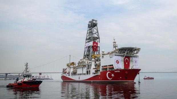 Ključa u istočnom Mediteranu, preti sudar turske i grčke mornarice