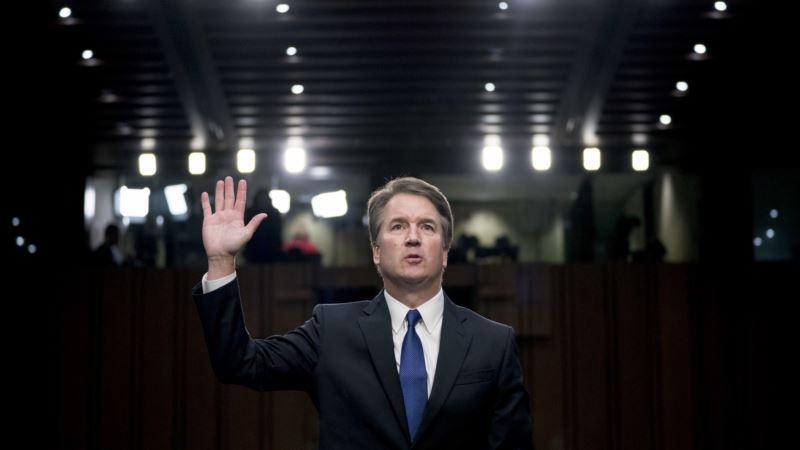 Bret Kavano novi sudija Vrhovnog suda SAD