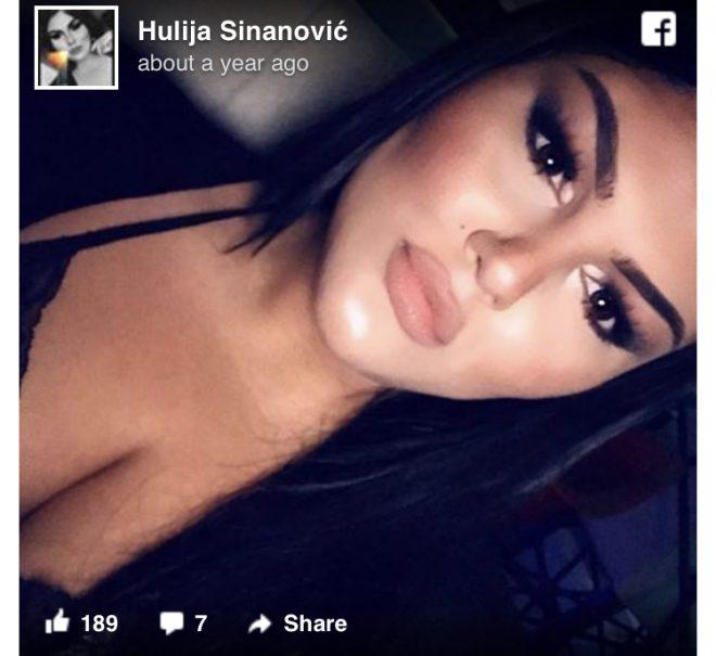 Ko bi rekao da je ovo kćerka Elme Sinanović?!
