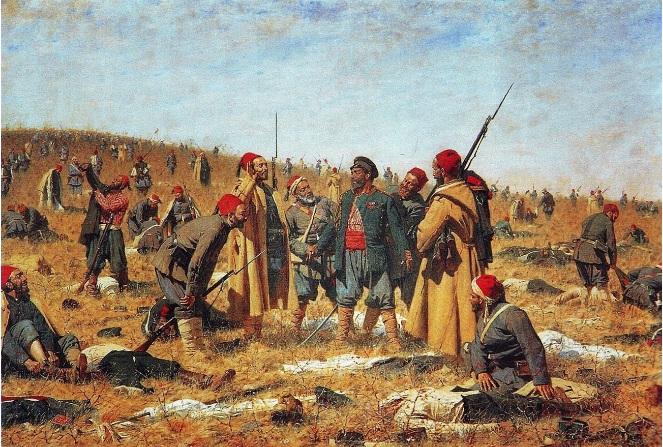Ko je bio glavni neprijatelj Ruske imperije?