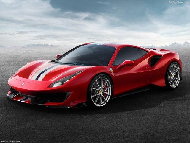 Ko je najbrži: Ferrari 488 Pista, McLaren 720S ili Lamborghini Aventador SV? VIDEO