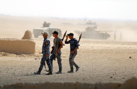 Koalicija nije smanjila intenzitet napada u Iraku