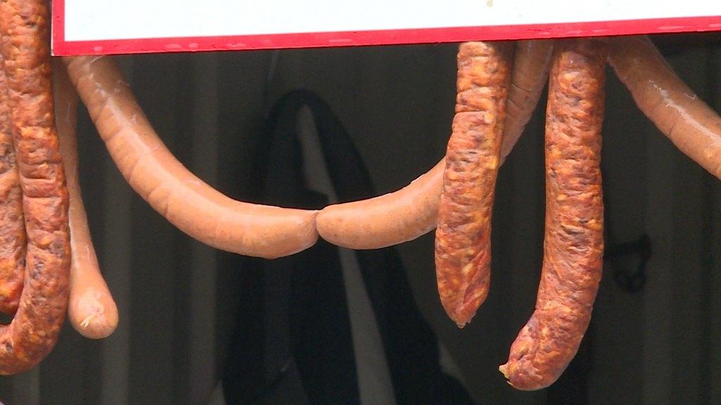 Kobasica iz Turije za narodni kazan Subotičana