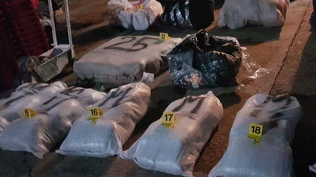 Kod Čapljine pronađeno više stotina kilograma skanka
