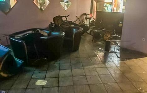 Kod Knina napali i tukli goste kafića zbog utakmice Crvene zvezde