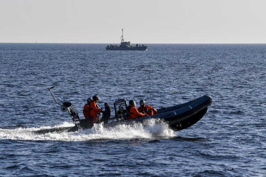 Kod Lezbosa potonuo čamac, tri migranta nestala