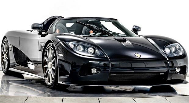 Koenigsegg CCX iz 2008. godine košta 1,3 miliona dolara