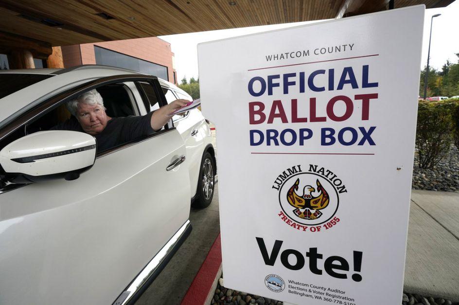 Više od 60 miliona Amerikanaca već glasalo