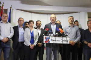 Koji su dalji koraci dela opozicije koja je napustila međustranački dijalog?