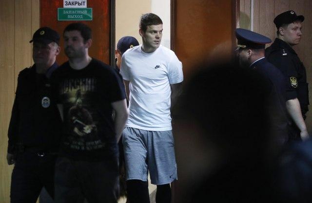 Kokorin i Mamaev pušteni na slobodu