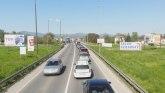 Kolaps na srpskoj obilaznici: Kolone duge 10 kilometara, udes pogoršao situaciju FOTO